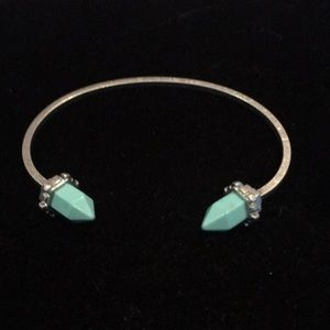 ✨Lovely Turquoise Silver Bracelet 🖤